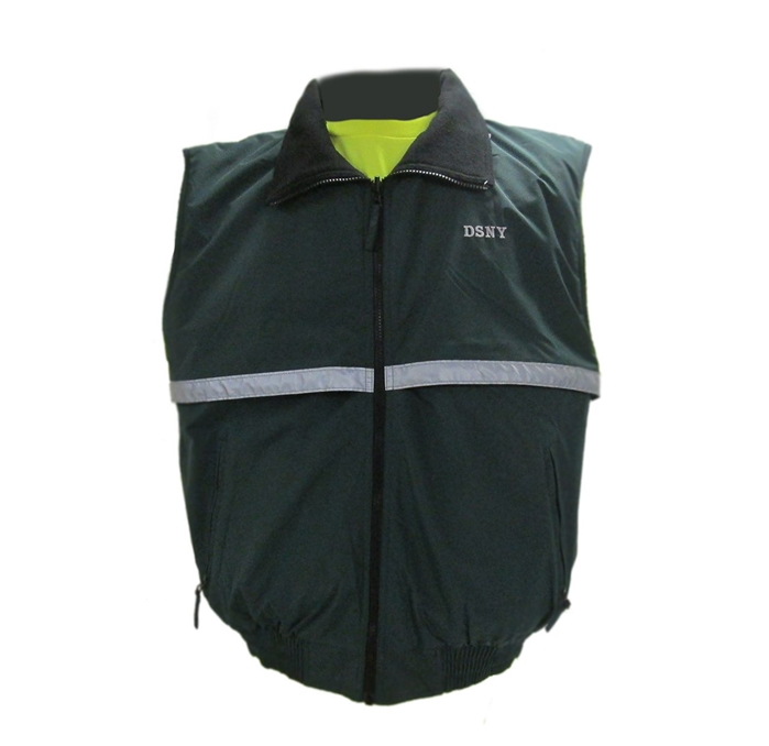 DSNY Sanitation Fleece Lined Vest