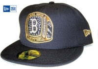 Boston 59Fifty 2008 WS Championship Ring Hat