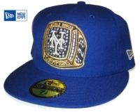 NY Mets 59Fifty 2008 World Series Championship Ring Hat