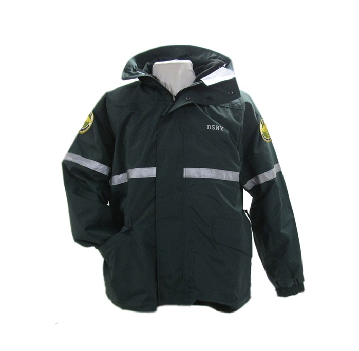 DSNY Sanitation Parka with Jacket Liner