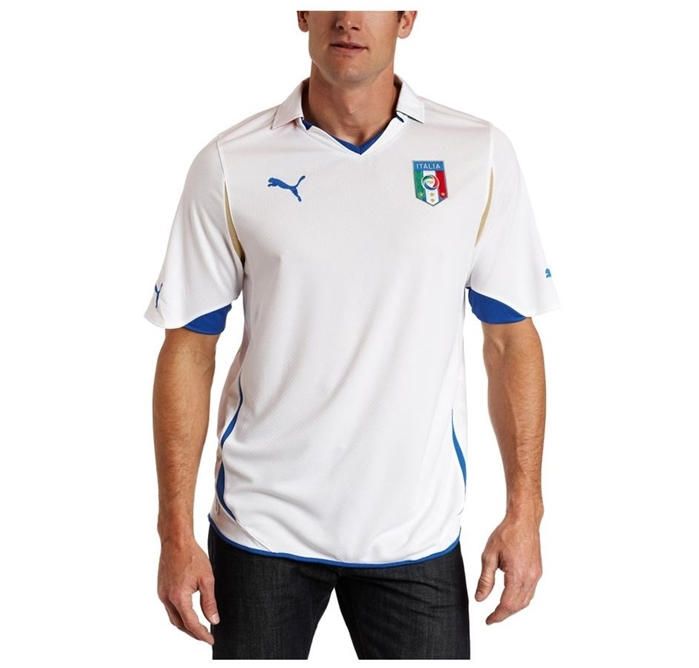 2010-11Italy Away Replica Soccer Jersey