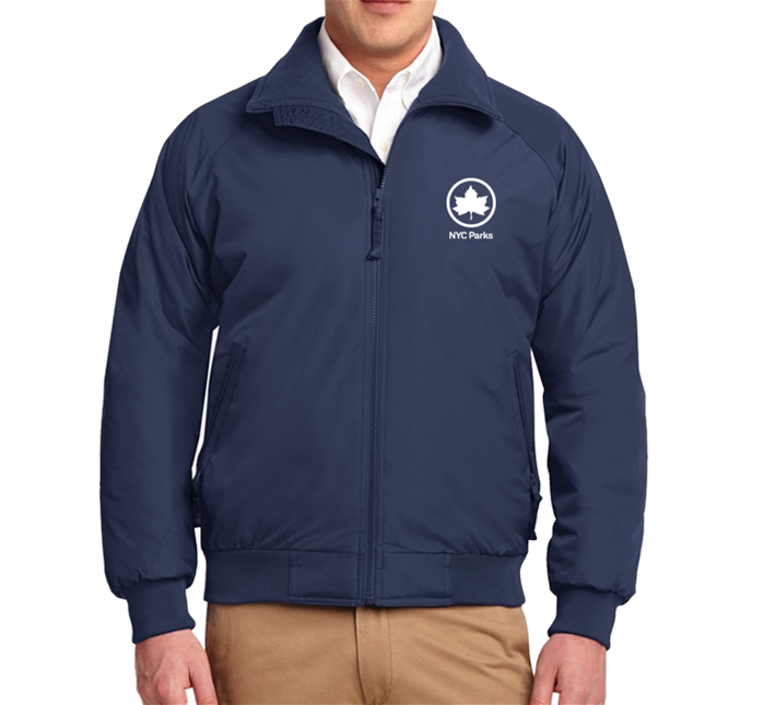 NYC Parks Port Authority Challenger Jacket