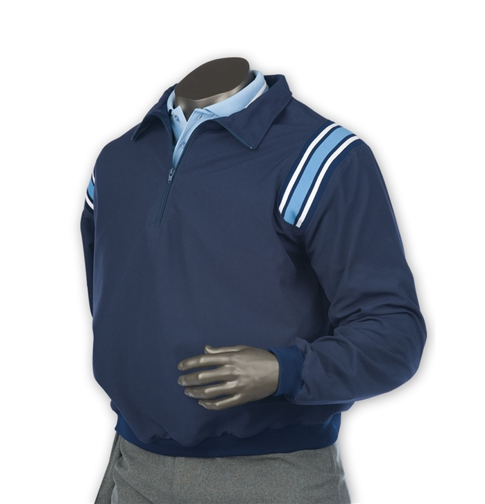 Dalco Baseball Navy Light Blue Umpire Jacket