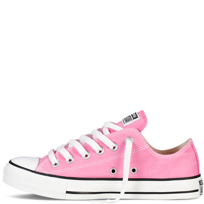 Chuck Taylor Classic Pink Low Shoes