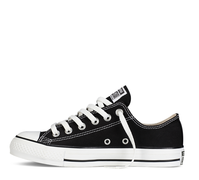 Chuck Taylor Classic All Star Black Shoes