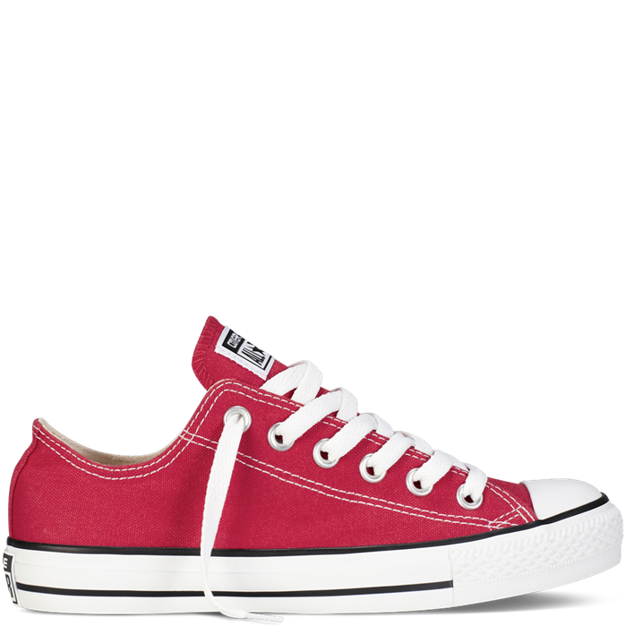 All Star Converse Classic in Red Casual Shoe