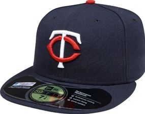Minnesota Twins Authentic 59FIFTY On-Field Cap