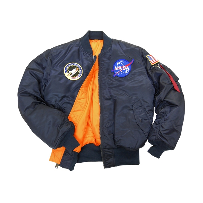 Alpha Industries NASA MA-1 Flight Jacket