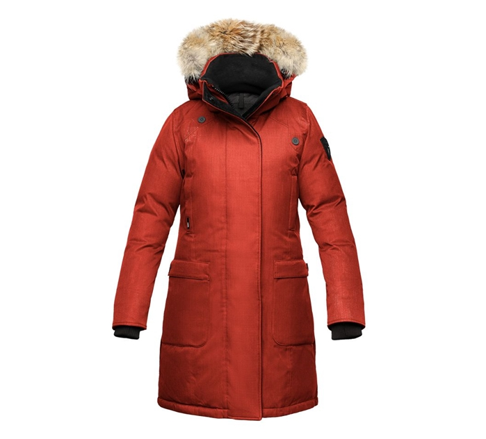 Athletic dept parka