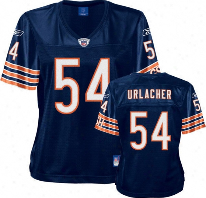 NFL Chicago Bears #54 Brian Urlacher Jersey