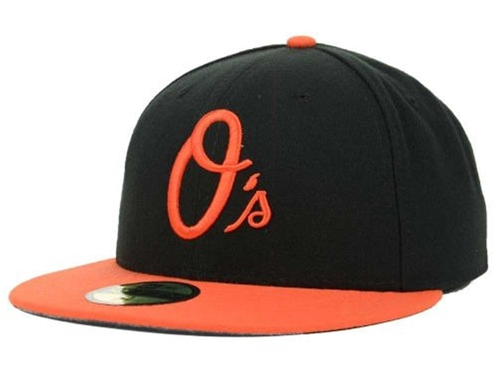 Orioles 59FIFTY Authentic On-Field Alternate Cap