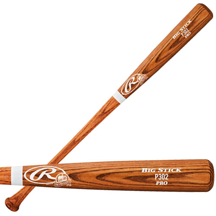 Pro Preferred Ash Wood Baseball Bat P302