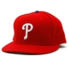 Philadelphia Phillies Authentic Home Performance 59FIFTY On-Field Cap