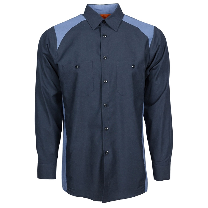 Pinnacle S20 Motorsport Industrial Long Sleeve Work Shirt