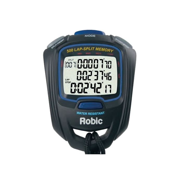 ROBIC STOPWATCH 100/500 Dual Memory