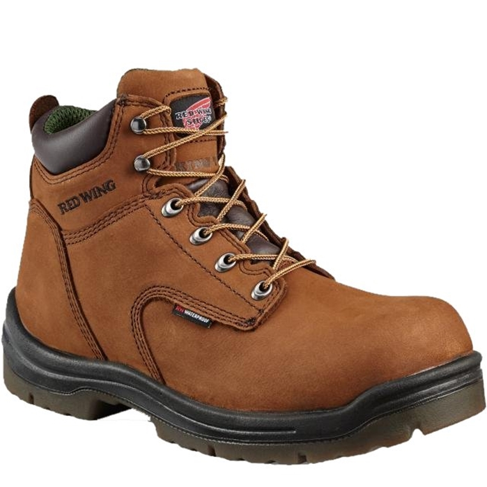 Red Wings KING TOE 6-INCH BOOT