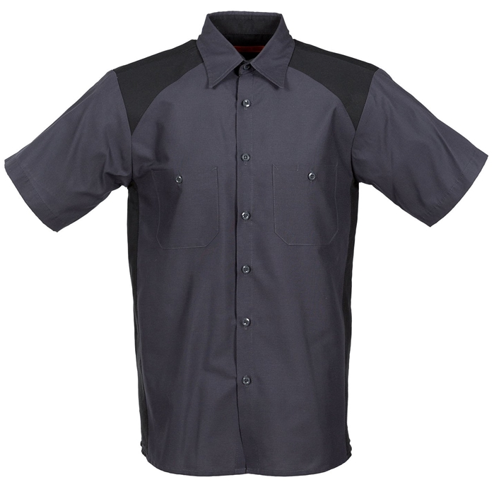 Pinnacle S22 Motorsport Industrial Short Sleeve Work Shirt