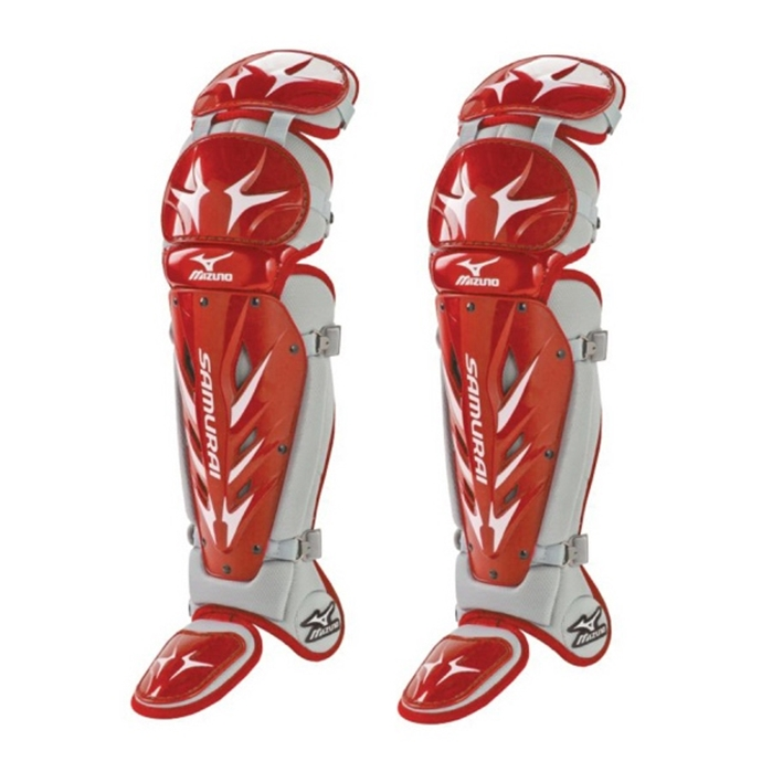 Samurai Shin Guards G3 - 15½ inch