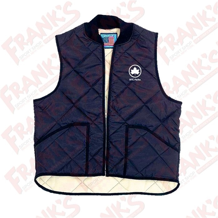 Heavy Thermal-Lined Quilted Vest