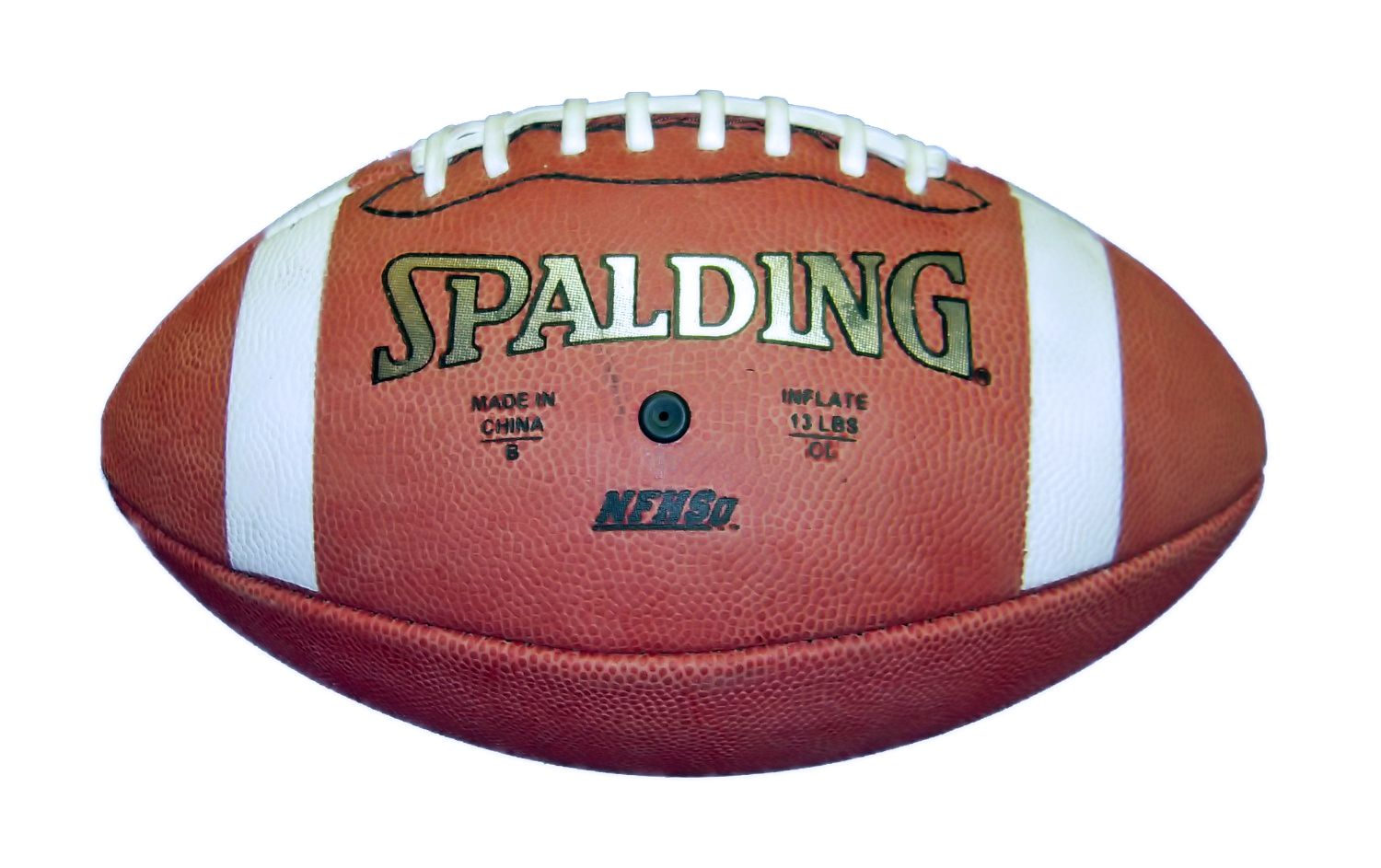 Spalding Tf 100 Official Nhfs Certified Football