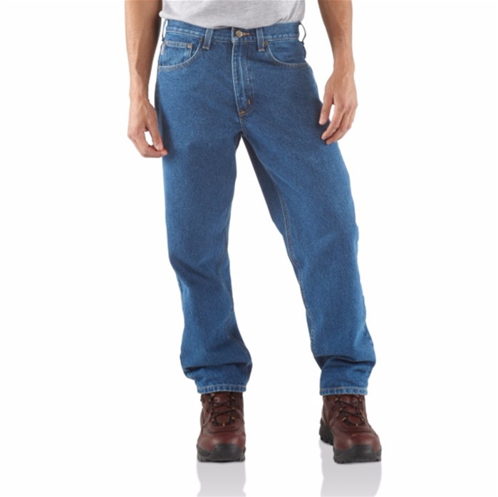 CARHARTT RELAXED-FIT TAPERED-LEG JEAN