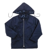 Poplin Parka with Zip-Off Hood - U.S.A