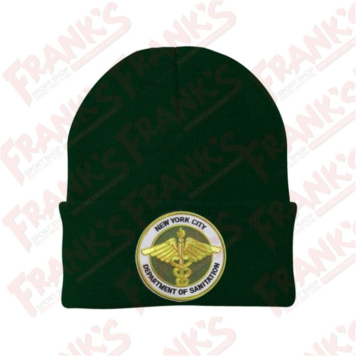 DSNY Sanitation Knit Hat