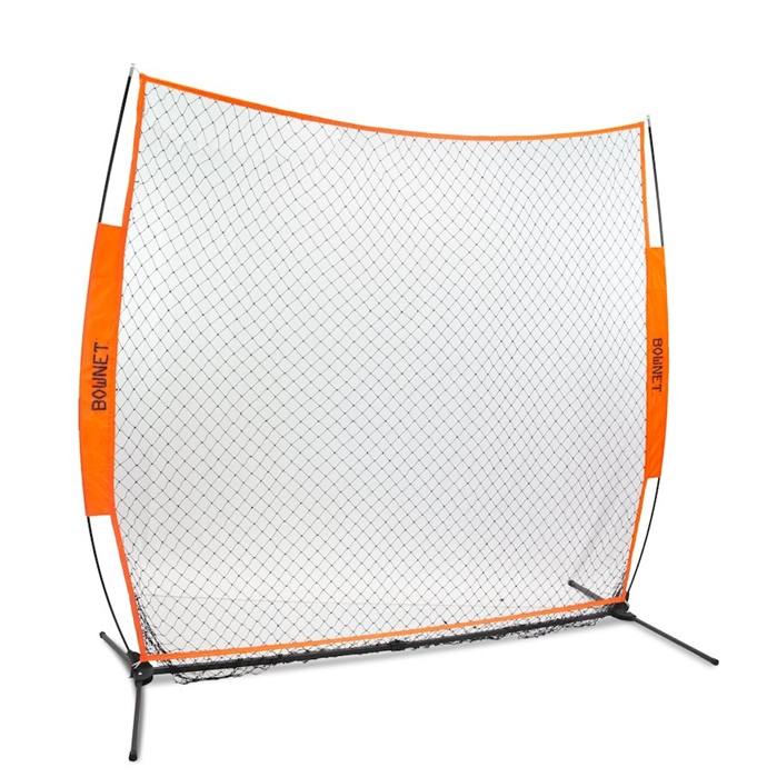 Bownet 7' x 7' Soft Toss X Training Net