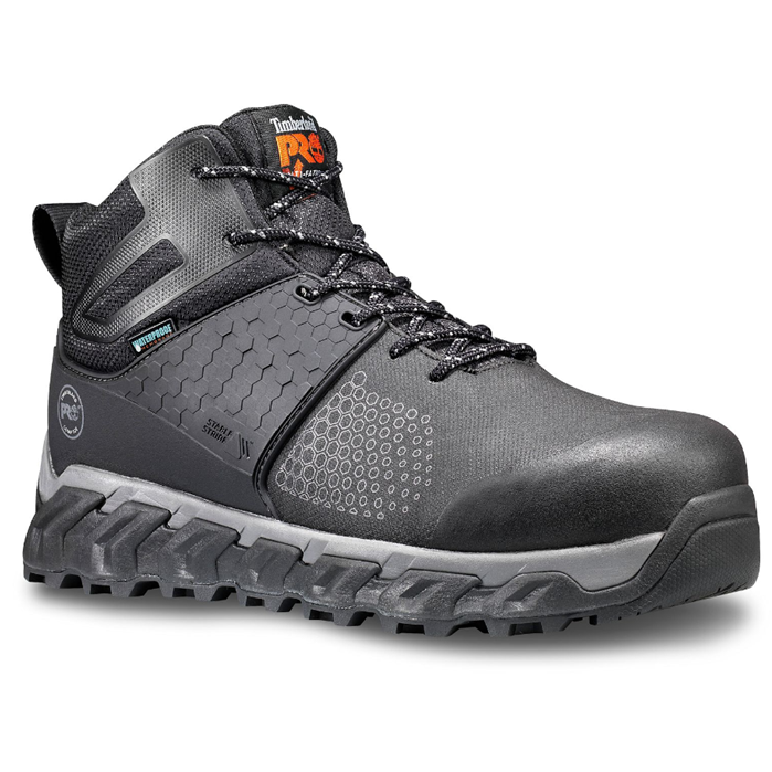 Timberland PRO Ridgework Mid Comp Toe Waterproof Work Boot