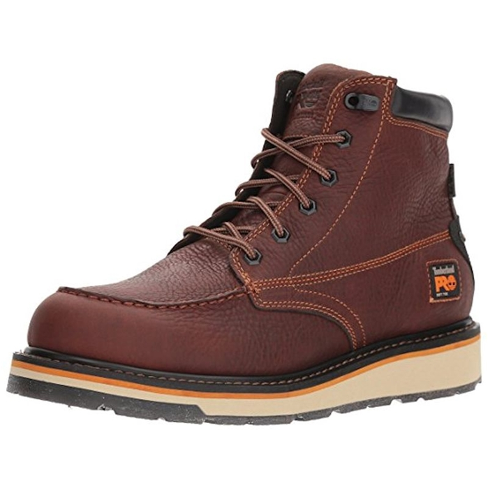 Timberland PRO Gridworks Moc Soft Toe Waterproof Industrial Boot