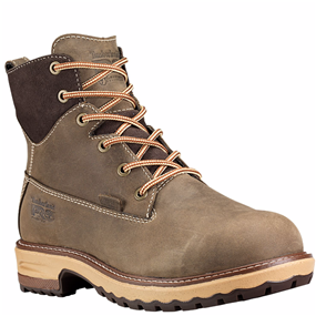 Timberland PRO Women's Hightower 6in Alloy Toe Work Boots