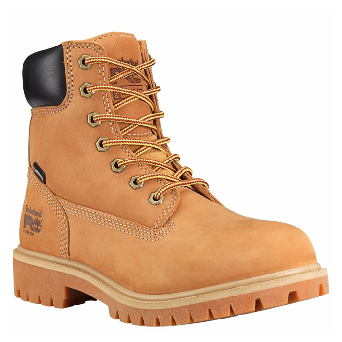 Timberland PRO Women's Direct Attach 6-in Steel Toe Boots