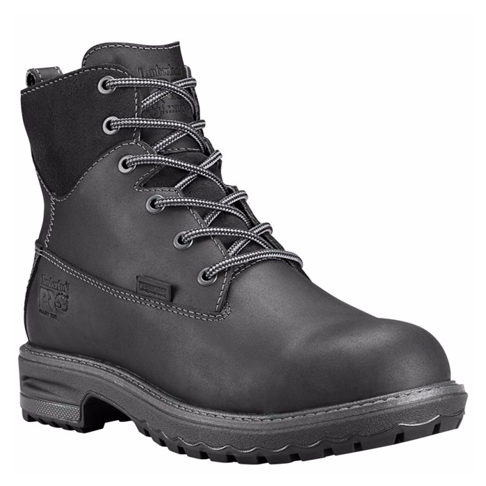 Timberland PRO Women's Hightower 6-in Alloy Toe Work Boots