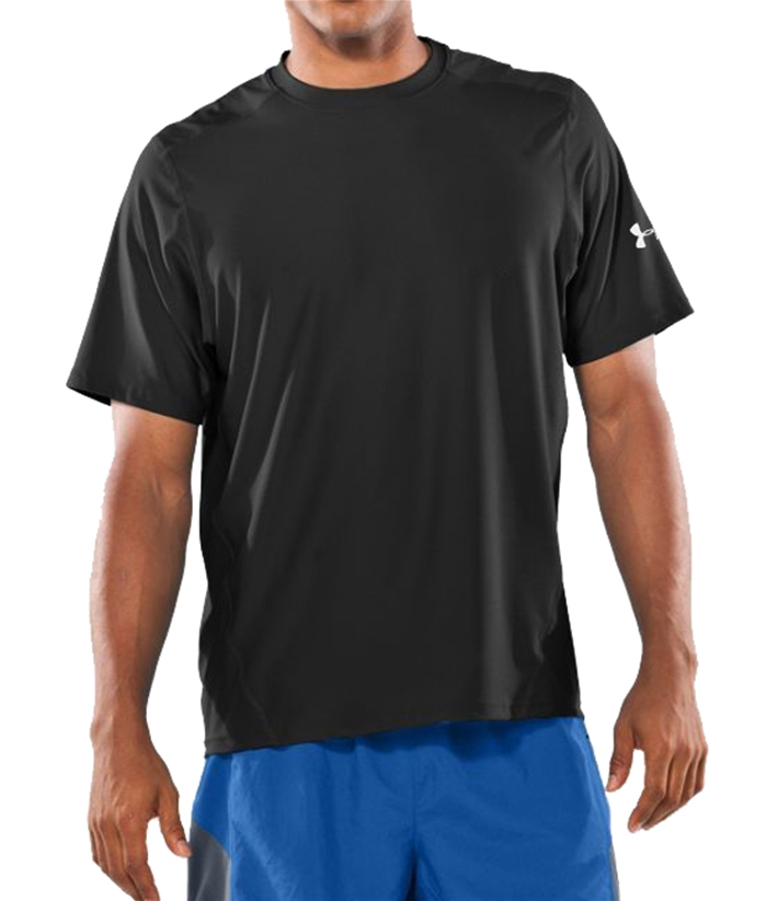 HeatGear® Loose Short Sleeve T-Shirt