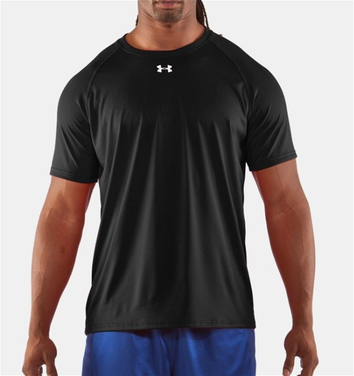 UA Tech™ Locker Black T-Shirt