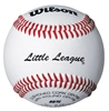 Little League Raised Seam Baseballs