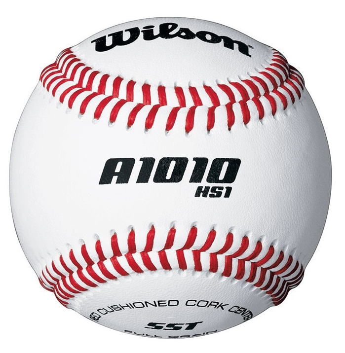 A1010 High School SST Baseball - 1 DOZEN