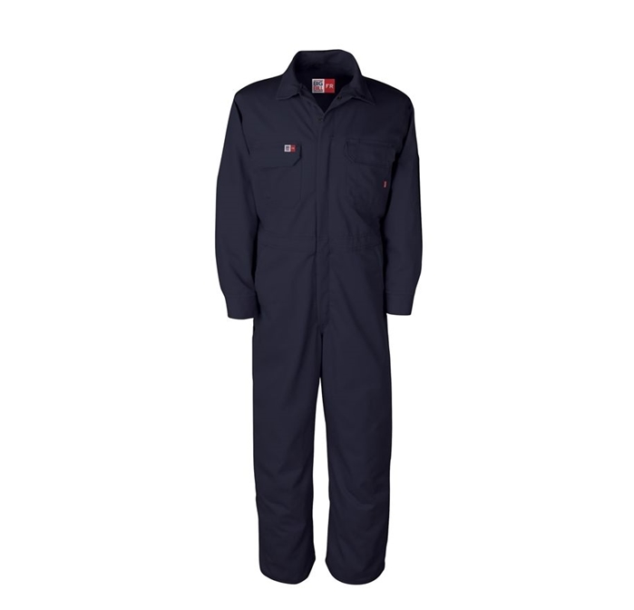 9 OZ Westex UltraSoft® Flame Resistant Deluxe Coverall