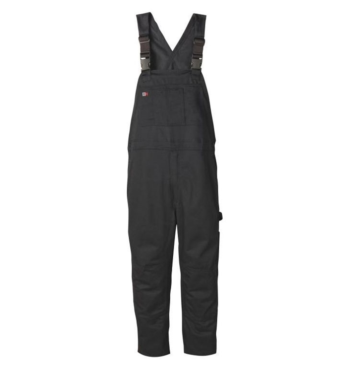 11 OZ Westex UltraSoft® Flame Resistant Duck Unlined Bib Overall