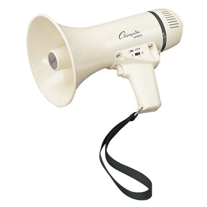 Champion Sports 4 Watts Mini Megaphone