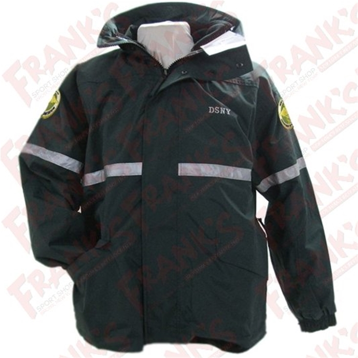 DSNY Sanitation Parka with Jacket Liner (Discontinued)