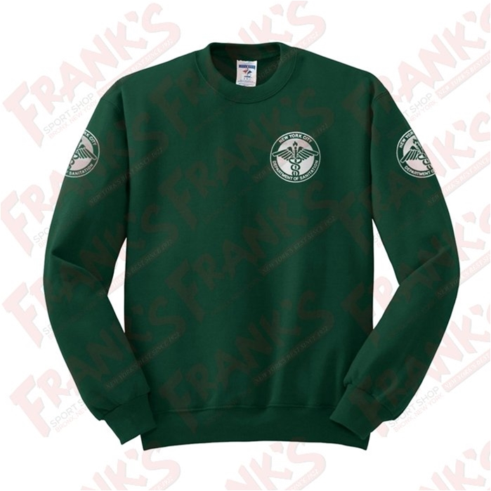 DSNY DryBlend Pullover Classic Fit Crewneck Sweatshirt