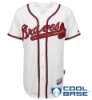 Atlanta Braves Auth Home Cool Base Jersey