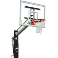Bison Home Basketball System BA88QC