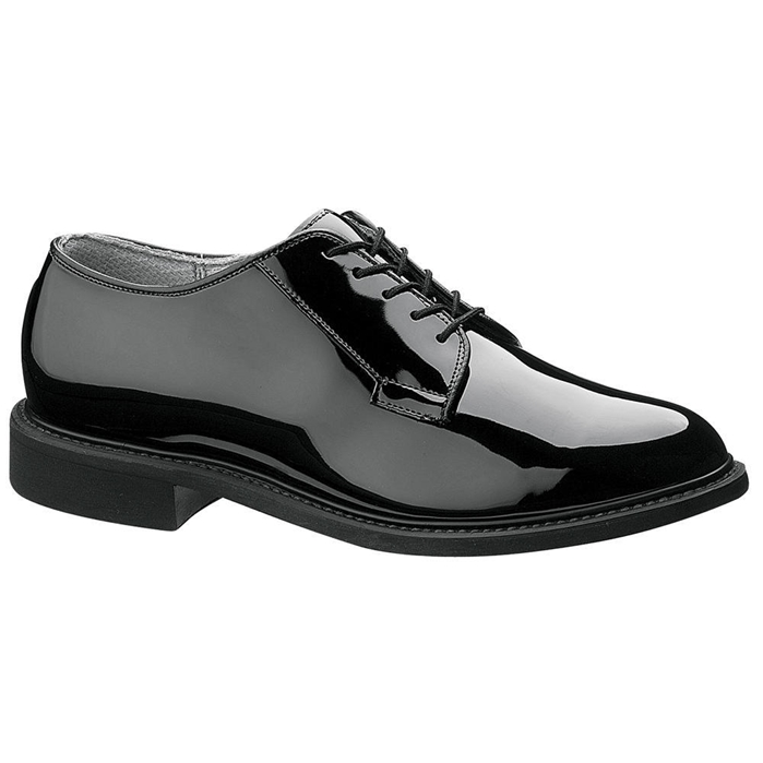 Bates High Gloss Duty Oxford Shoes