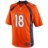 NFL Denver Broncos Peyton Manning On Field Limited Jersey