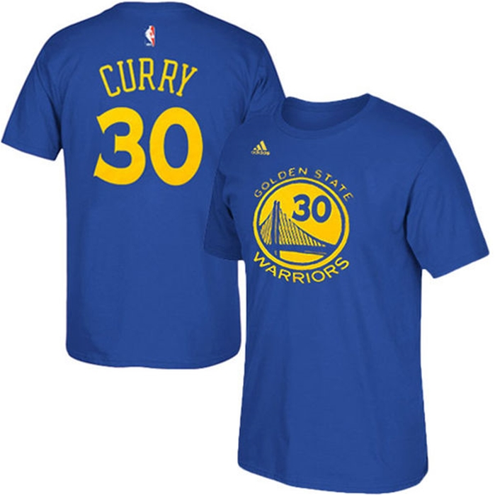 Adidas Golden State Warriors Stephen Curry T-Shirt