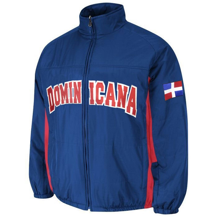 Majestic Men's Dominicana Therma Base Double Climate Jacket