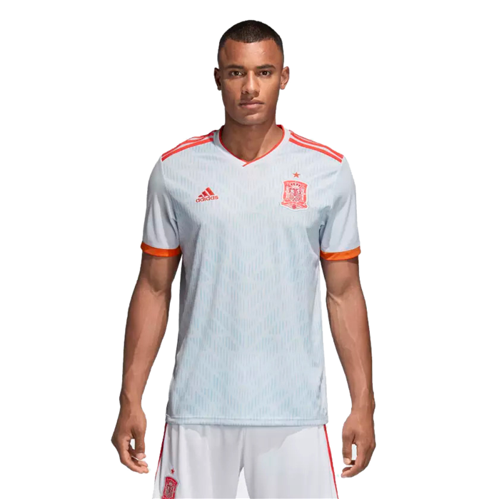 Adidas Spain Away Replica Soccer Jersey