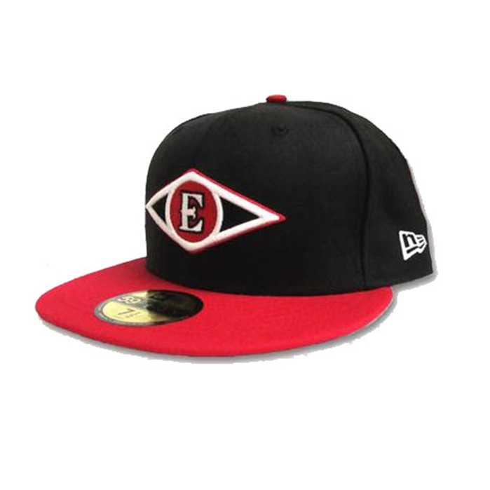 Leones Del Escogido New Era Custom 5950 Fitted Hat